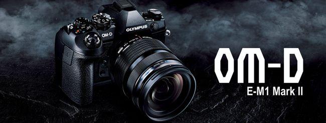 Olympus presenta la mirrorless OM-D E-M1 MARK II