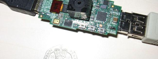 Un micro PC per studiare l'architettura dei computer