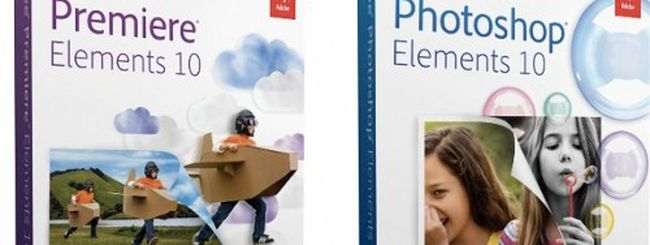 Adobe Photoshop Elements 10 e Adobe Premiere su Mac App Store