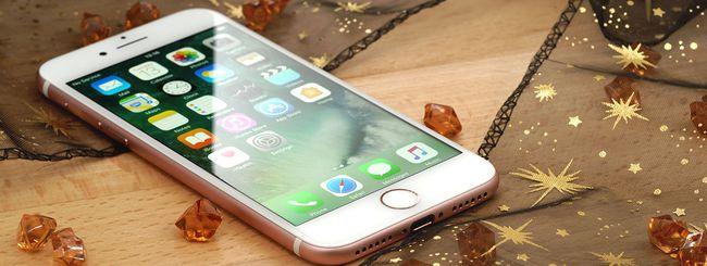 Apple elimina iPhone 7 da 256 GB