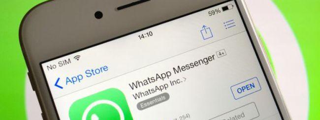 WhatsApp su iPhone: ora Siri supporta invio e lettura messaggi