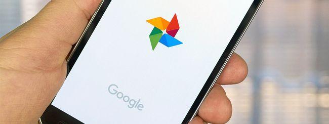 Google Foto introduce il backup manuale