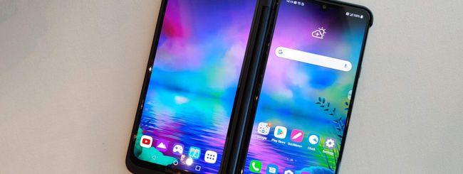 LG G8X ThinQ, il successo del Dual Screen