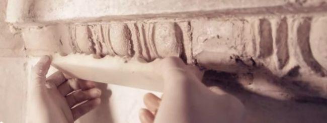 Stampa 3D e restauro del patrimonio culturale