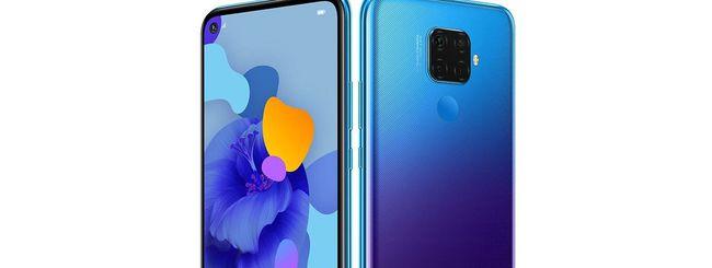 Huawei Nova 5i Pro sarà il Mate 30 Lite?