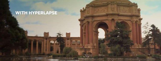 Instagram Hyperlapse, video time-lapse su iPhone