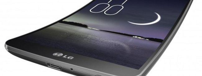 LG G Flex: accessori, flessibilità e spot TV