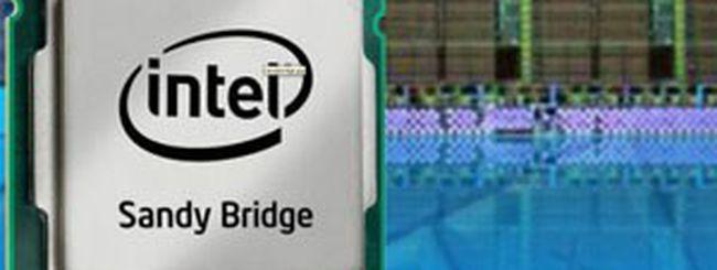 Sandy Bridge dual core in arrivo sui pc portatili