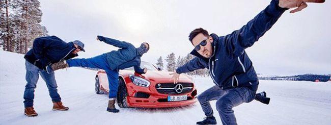 Le Mercedes elettriche suoneranno Linkin Park
