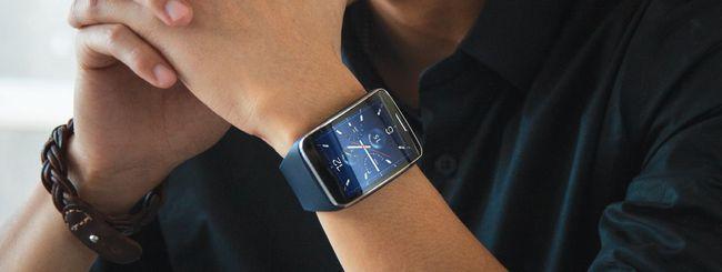 Samsung Gear S, chiamate e messaggi al polso