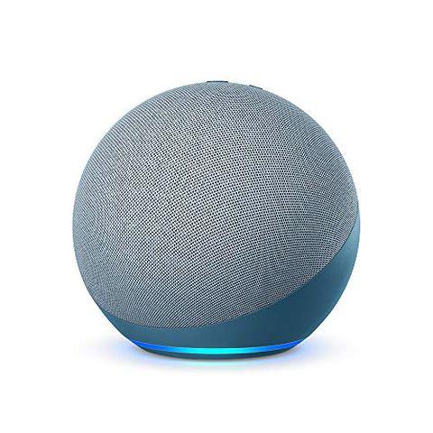 Nuovo Echo (4ª generazione) - Audio di alta qualità, hub per Casa Intelligente e Alexa - Ceruleo