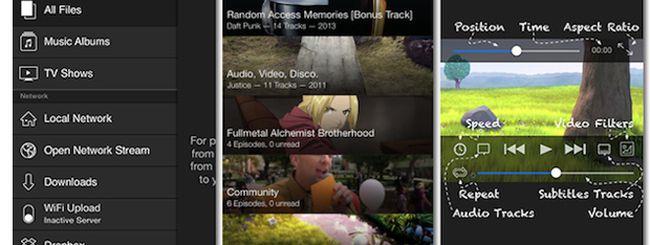 VLC per iOS su App Store, il ritorno con i primi download della versione 2.4.1