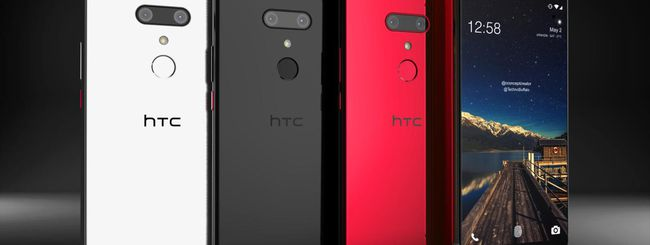 HTC U12+, svelate tutte le specifiche