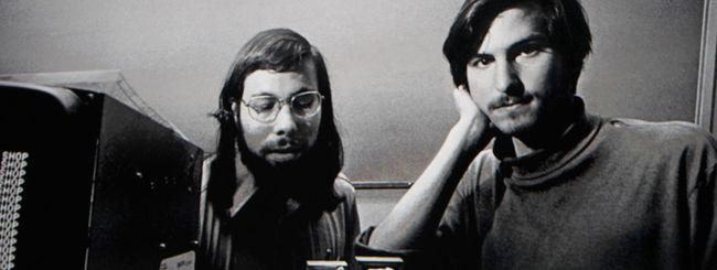 De Benedetti rifiutò Jobs e Wozniak
