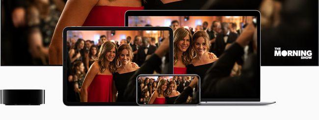 Apple TV+: Apple elettrizzata dai risultati