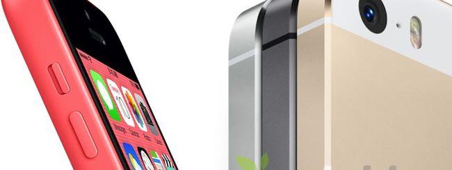LTE su iPhone 5s e iPhone 5c: ecco quali modelli funzionano in Italia