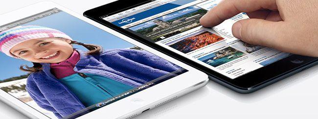 Tablet: trimestre poco brillante, colpa dell'iPad