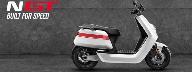 NIU presenta a Eicma gli scooter elettrici smart
