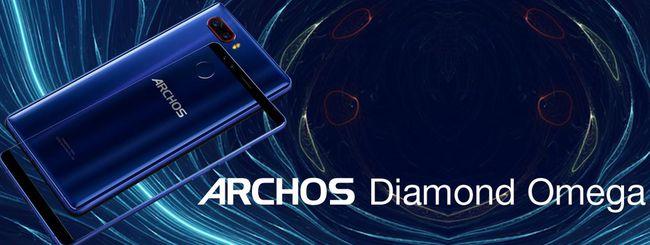 Archos Diamond Omega, il primo flagship francese