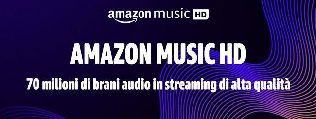 Come ottenere Amazon Music HD gratis per 3 mesi