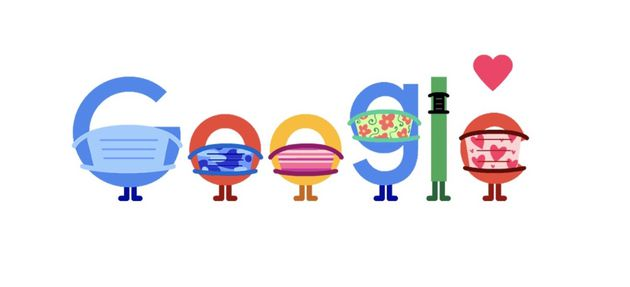 google covid 2020