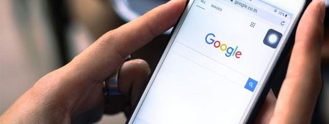 Google: restyling per il Rapporto sulla Trasparenza