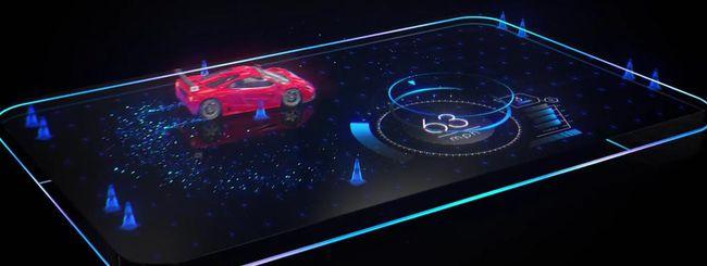 RED Hydrogen One, dettagli sul display olografico