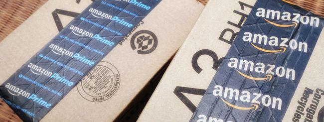 Amazon Prime passa da 19,99 a 36 euro all'anno