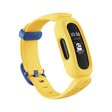 Fitbit Ace 3 (Nero-Giallo Minions)
