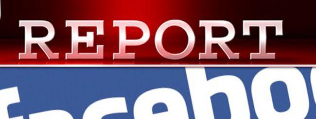 Report e social Web: la polemica è online