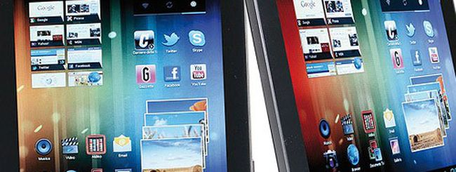 Mediacom Smart Pad 930i e 932i, tablet Android 4.0