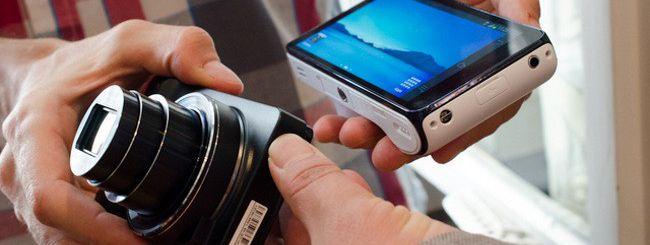 Samsung, la Galaxy Camera 2 sarà innovativa