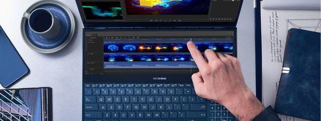 ASUS ZenBook Pro Duo (UX581) arriva in Italia