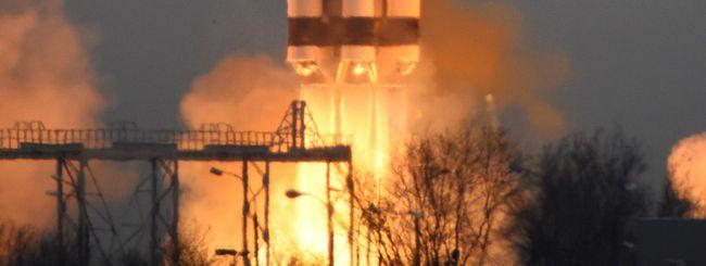 ExoMars in viaggio verso Marte