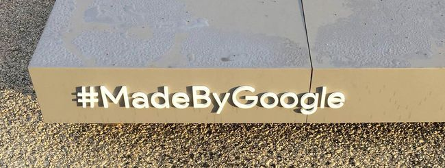 Un primo render per lo smartphone Google Pixel XL