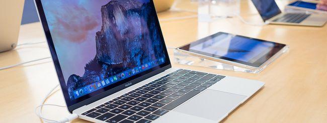 Un MacBook touchscreen nel futuro di Apple?