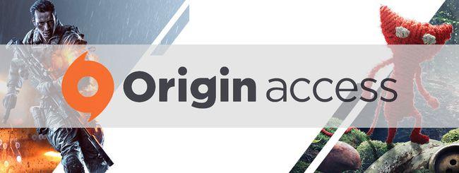 EA porta Origin Access su PC in Italia