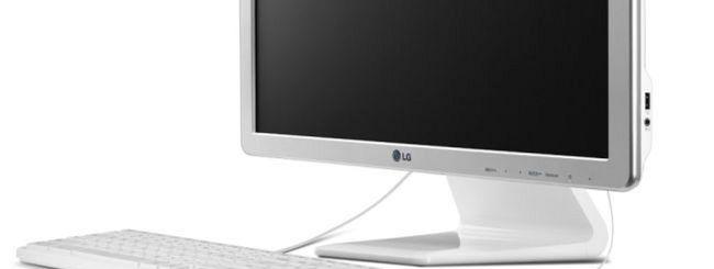 LG Chromebase, il PC con Chrome OS a fine maggio