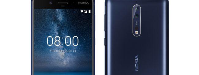 Nokia 8, annuncio previsto per il 16 agosto