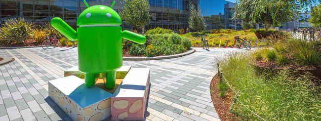 App ottimizzate per l'ultima versione di Android