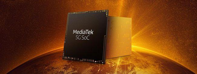 Computex 2019: MediaTek 5G SoC per smartphone 5G