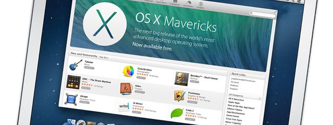 OS X 10.9.5: Apple rilascia l'ultimo Mavericks