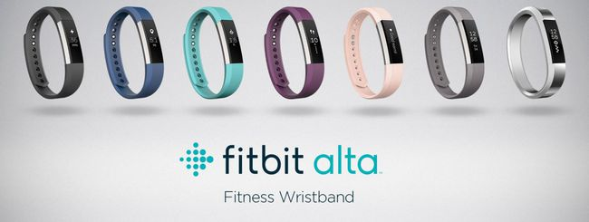 Fitbit Alta, il fitness tracker è fashion