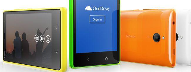 Nokia X2, aggiunto il supporto per Gmail