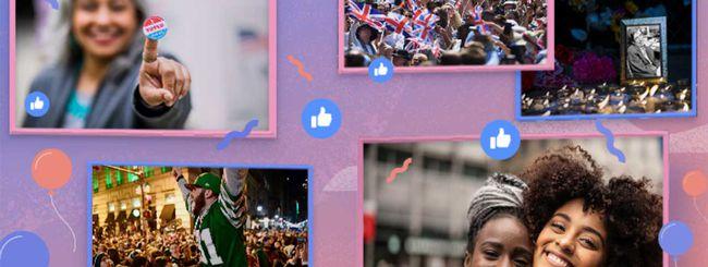 Come creare e vedere Il tuo anno su Facebook