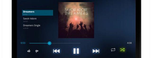 Google Music arriva sulla Google TV
