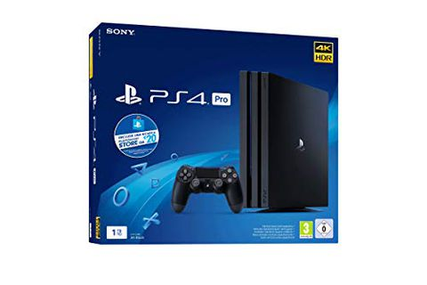 Sony PS4 PRO PlayStation 4K HDR, 1 TB