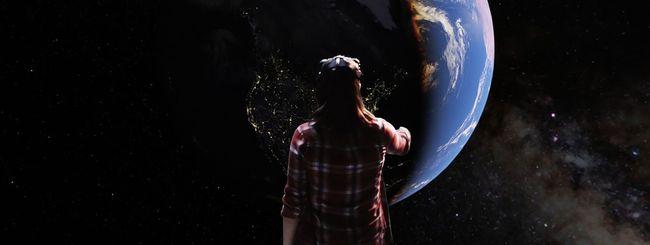 Google Earth VR con Street View in realtà virtuale