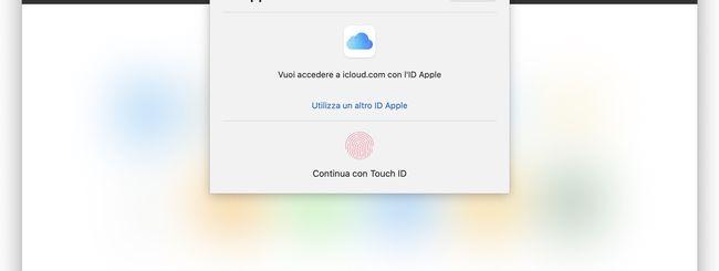 Face ID/Touch ID per il Web: addio alle truffe del phishing