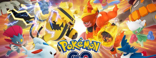 Pokémon GO, gli allenatori potranno superare il livello 40
